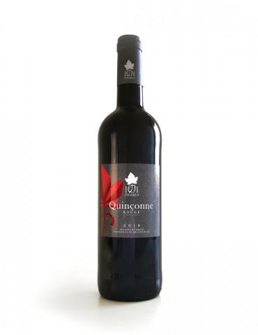 Quinçonne Rouge - 1001 Pierres - Vin - 75 cl