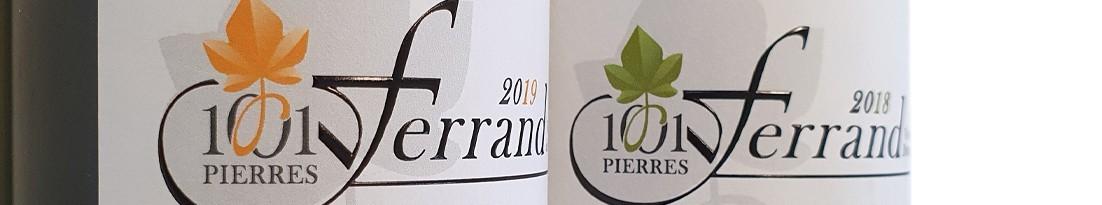 Vignoble des Milles et Une Pierres, vin de pays de la Corrèze : Ferrand